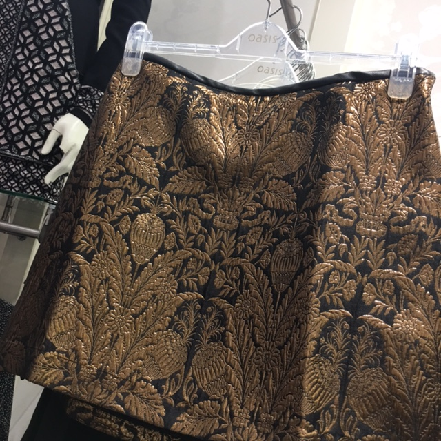 black-and-gold-skirt-oasis