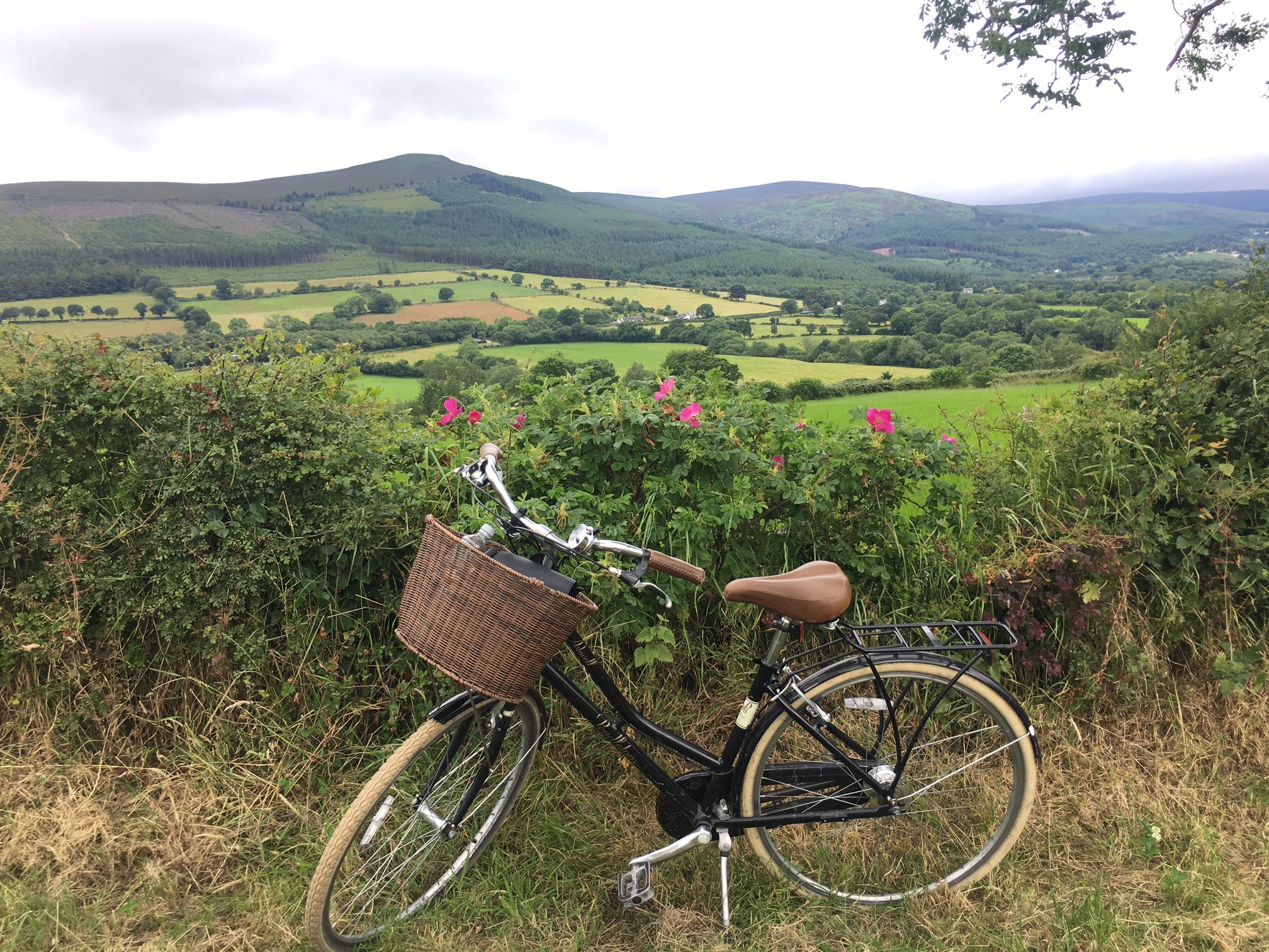 wicklow, cycling, ireland, tourism ireland