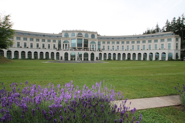 powerscourt hotel, hotels ireland