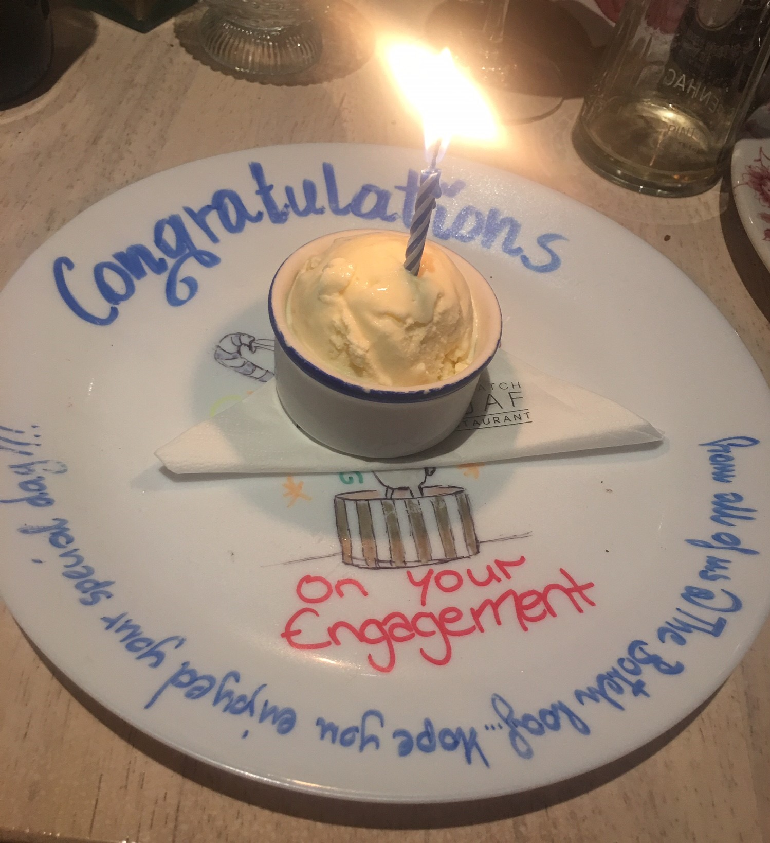 congratulations engagement