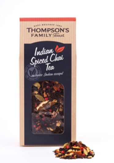 indian spiced chai