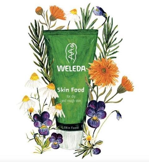 Weleda Natural Skincare