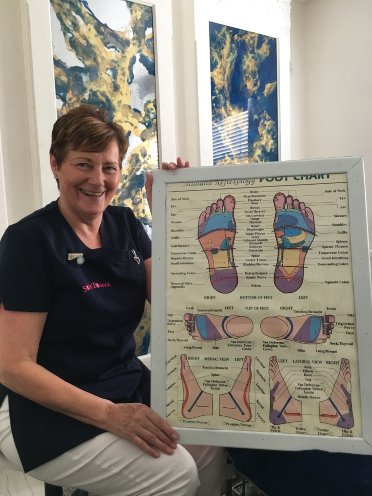 Reflexology – The Perfect Touch at 'Sole Touch', Draperstown