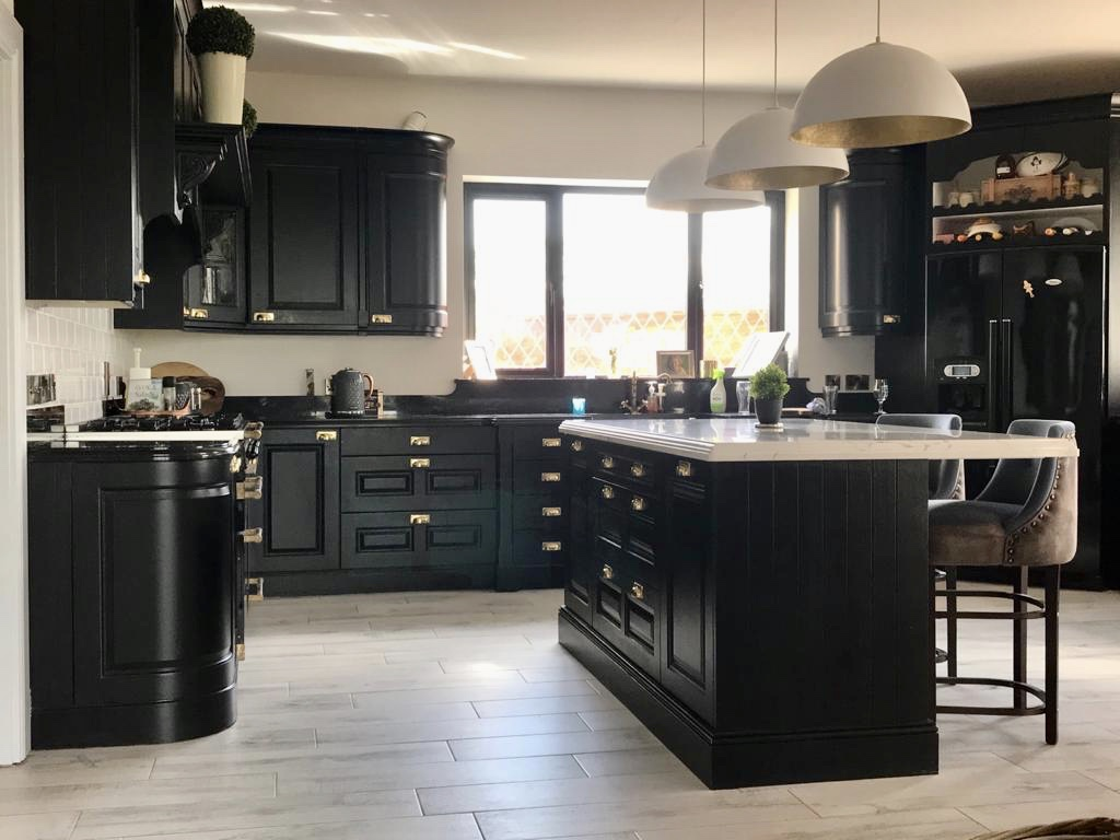 Kitchen, Living and Dining Makeover Transformation